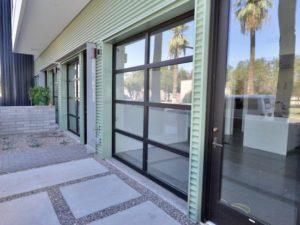 modern window glass replacement in Scottsdale AZ